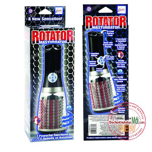 Âm đạo giả bú mút Rotator