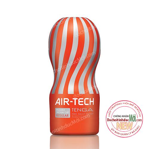 Âm đạo giả Tenga Air-Tech Regular