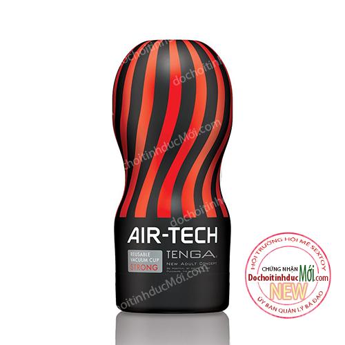 Âm đạo giả Tenga Air-Tech Strong