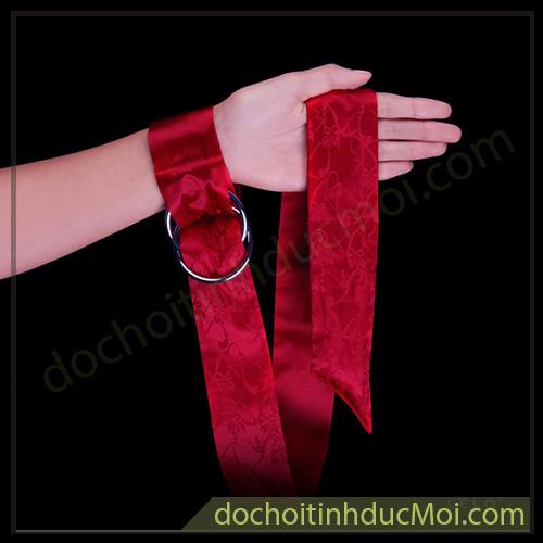 dây trói tay lelo boa màu đỏ sexy quyến rũ