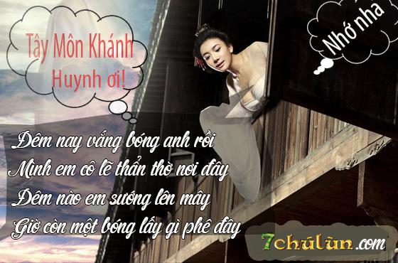 Phan Kim Lien Dan Tay Mon Khanh Mua Cu Gia Ve Choi