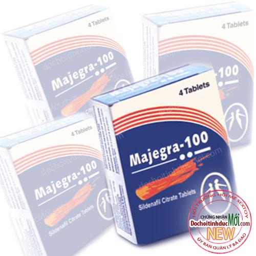 Thuốc cương dương Majegra