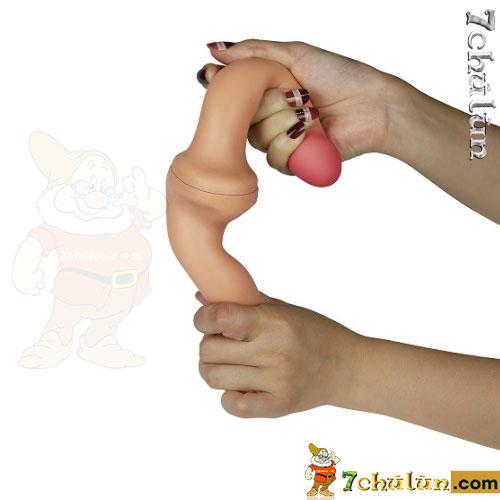 Dương vật giả Lovetoy Holy Dong 2 đầu 12 inch pin sạc