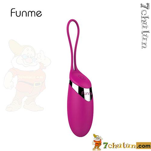 Trứng-rung-tình-yêu-Funme-không-dây